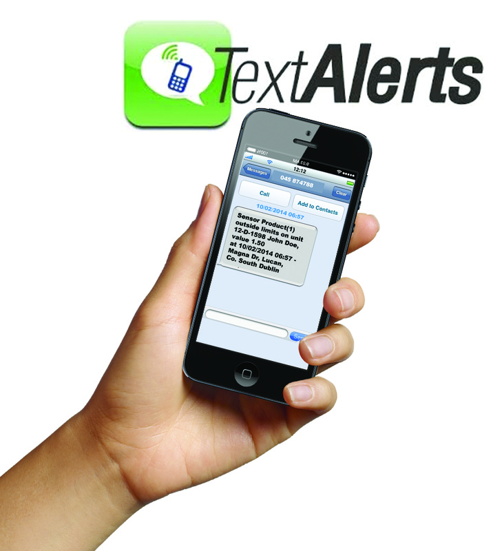 SMS Text Alerts